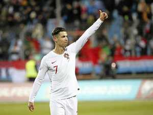 Ronaldo report suggests shift to Man United