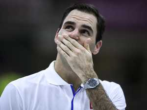 'Heartbroken' Federer's shock greatest call