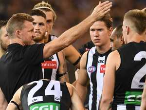 Buckley outlines Pies' plan to avenge prelim heartbreak