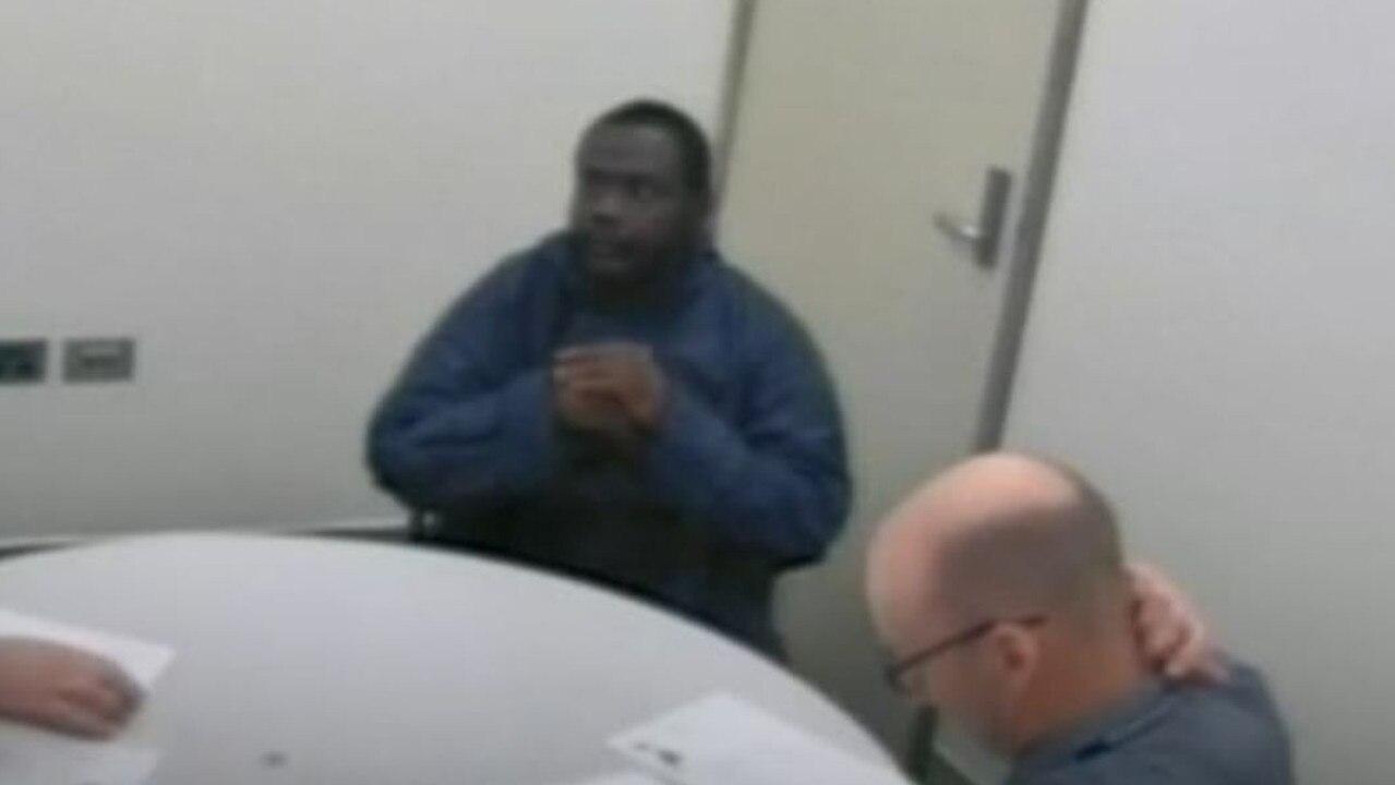 Mugahed Adam Eldouma told police he was the victim's carer.
