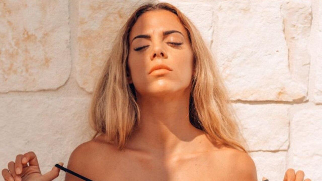 Model Giulia Amodio is Inter star Stefano Sensi's girlfriend.