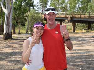 Miles Parkrun turns two