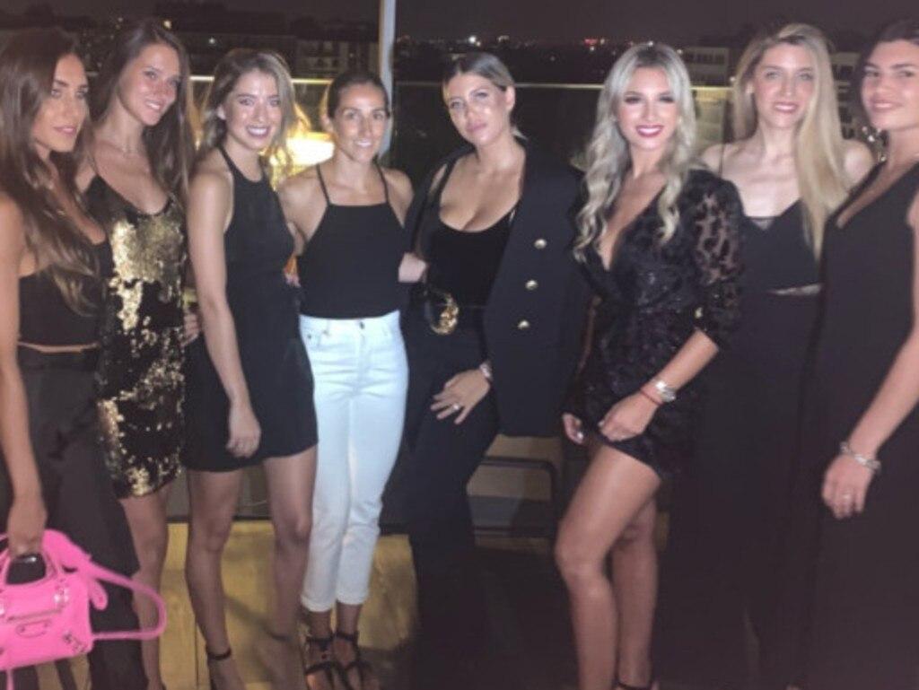 Wanda Icardi celebrated