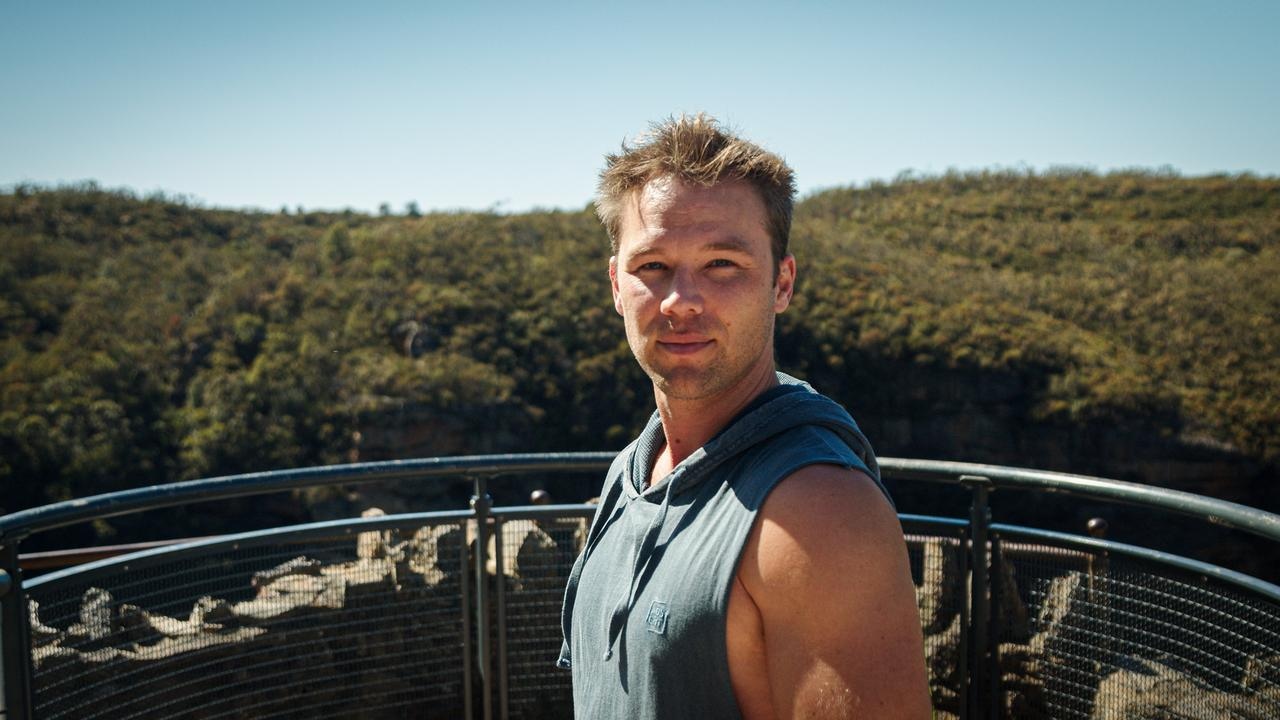 Lincoln Lewis opens up about his mental health challenges.