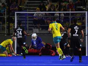 Oceania Cup in the running for major sporting award