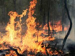 Bulldozers, aircraft join plantation crews battling blaze