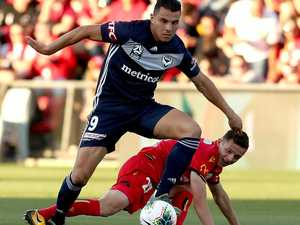 Two-goal McGree ends tough week on high