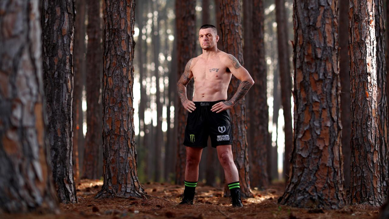 John Wayne Parr will take on Anthony Mundine next weekend. Picture: Chris Hyde/Getty Images