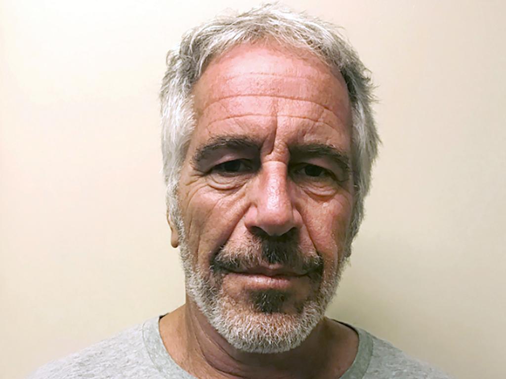 Disgraced US financier Jeffrey Epstein.