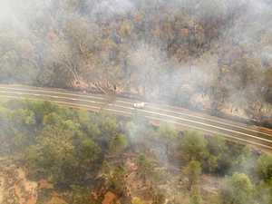 BUSHFIRES: Myall Creek Road burned more than 67,000ha