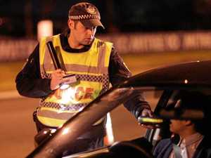 Queensland drivers blow licences