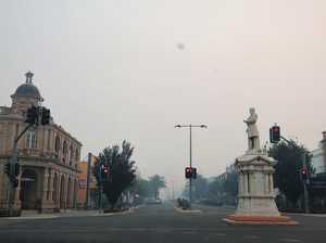 Smoke blanket returns to Southern Downs