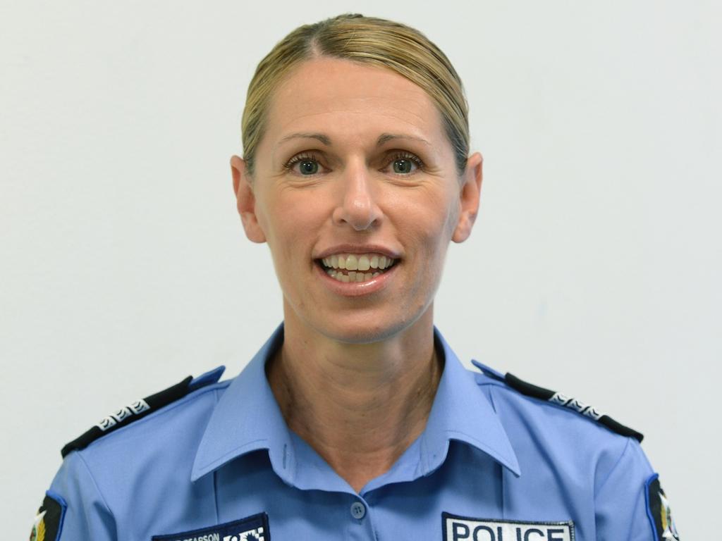 Sergeant Jodie Pearson was Australia's first female bomb technician.