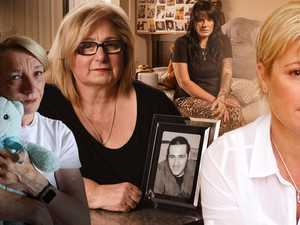 One drug. Four dead kids. Four mums lost to a life of sorrow
