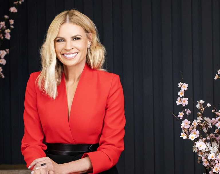 Sonia Kruger has revealed she'll return to the Seven Network in 2020. Picture: Nick Wilson
