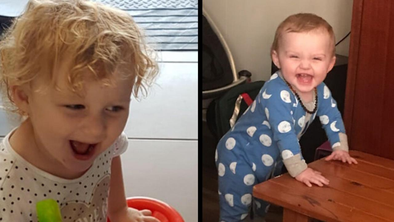 Darcey-Helen and Chloe-Ann died after being left inside a hot car.