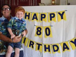 Gladstone Bowls Club turns 80
