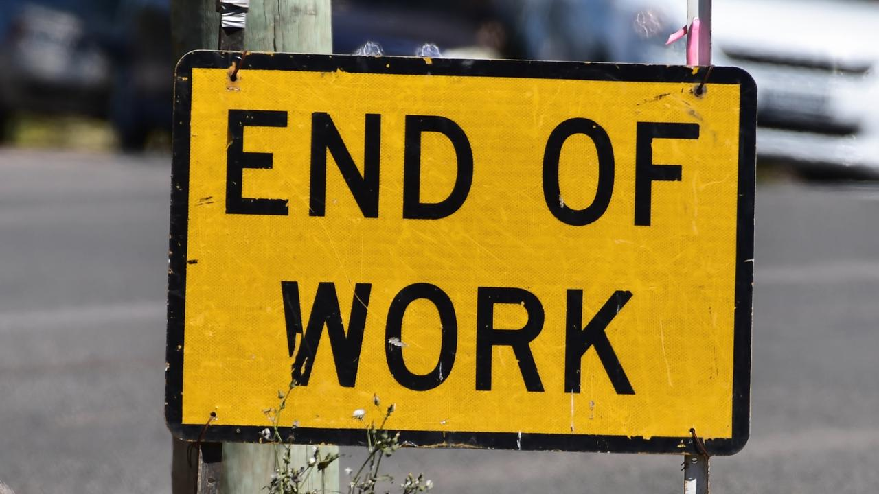 ANOTHER WEEK: Transport and Main Roads have predicted roadworks on the Warrego Highway will wrap up by Saturday.