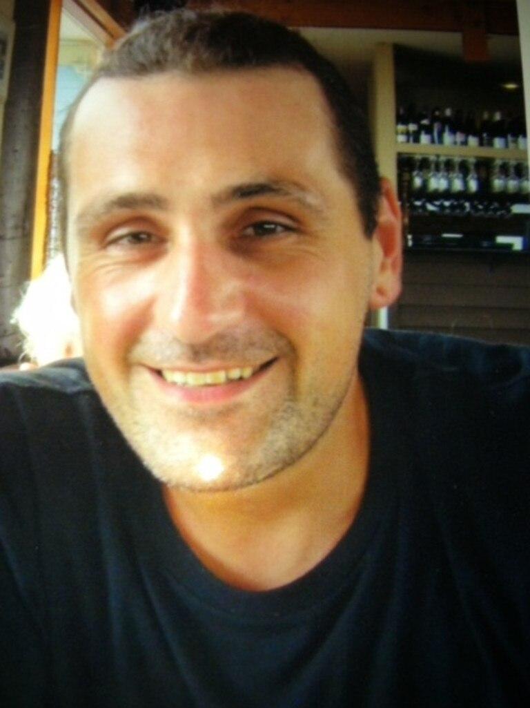 Daniel Buccianti, died aged just 32.