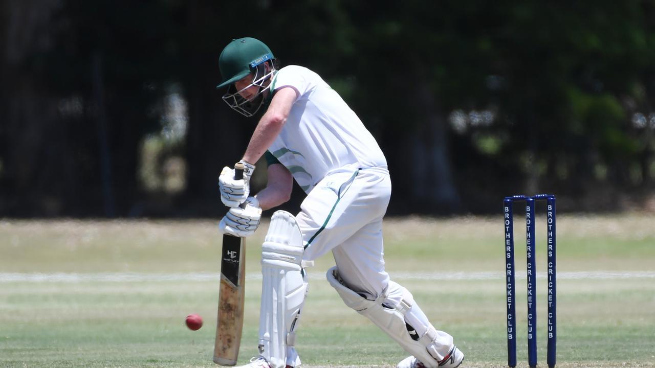 Cricket: Frenchville's Sam Chew.