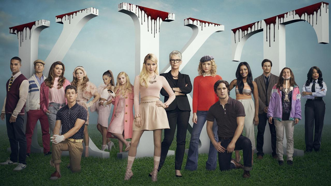 Scream Queens had an all star cast, but struggled to score ratings.