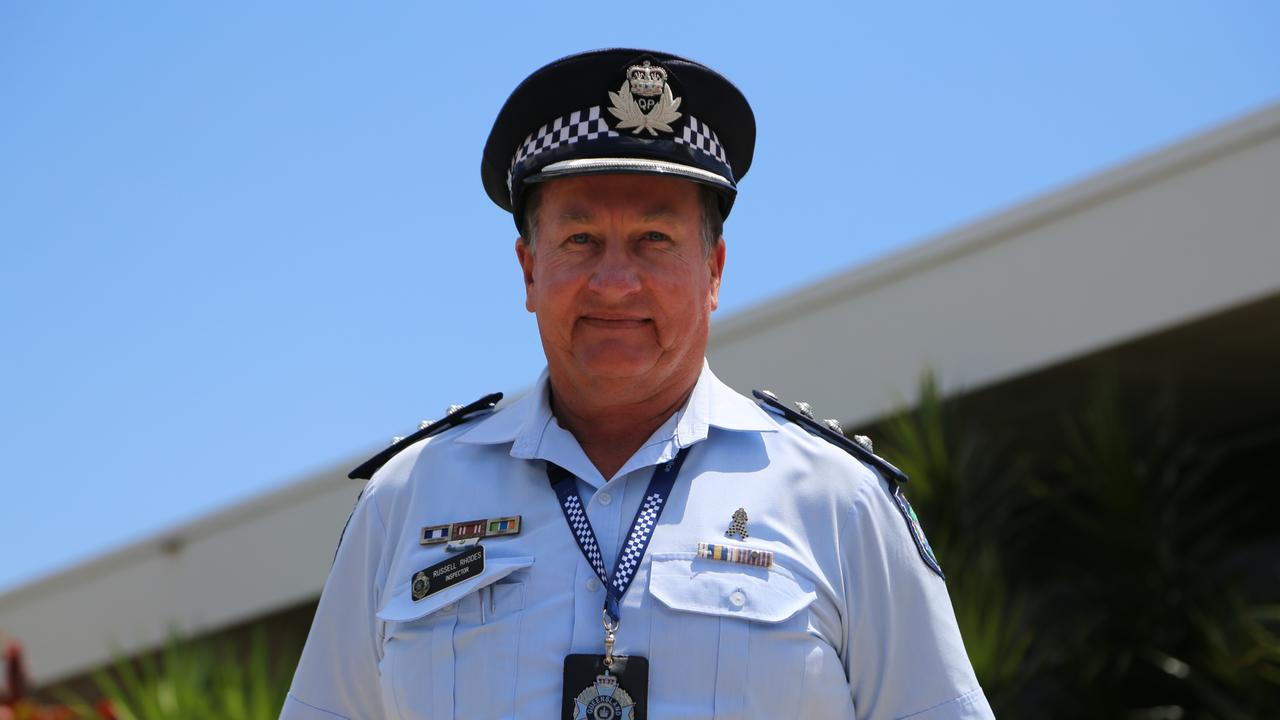 Tablelands Patrol Group Inspector Russell Rhodes remembered Mr Jones as a fit and friendly man. PHOTO: Bronwyn Wheatcroft