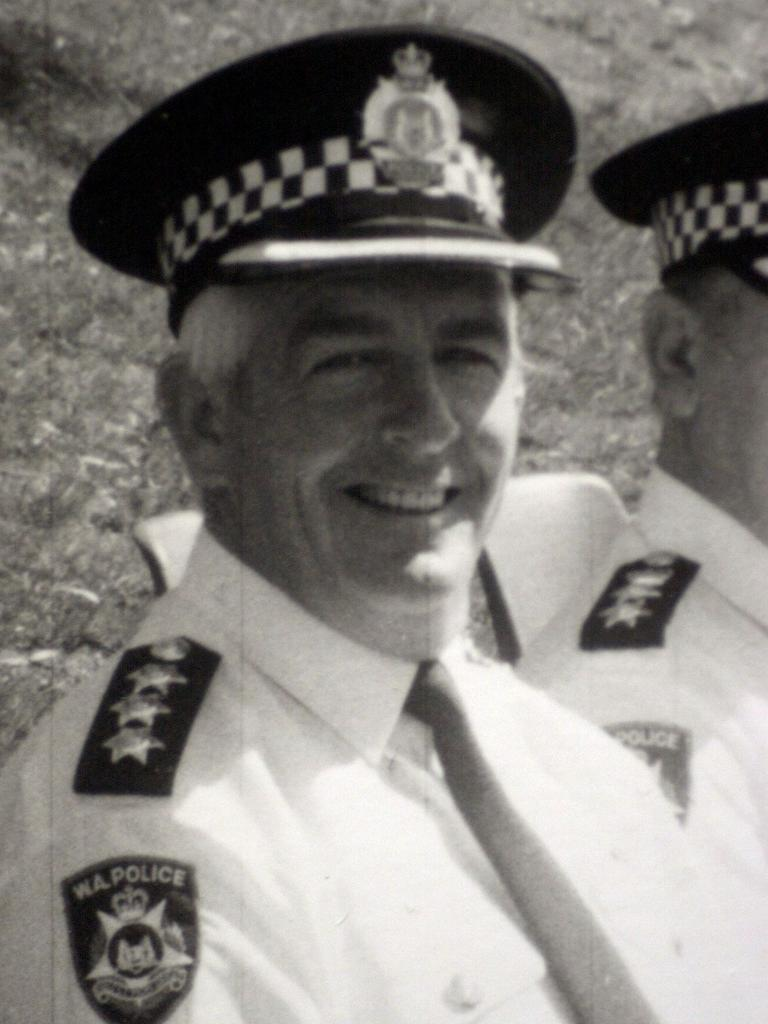 Former CIB chief Don Hancock was killed in the car bomb attack. Picture: Files.