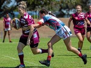 Six into the nines equals great day for rugby league women