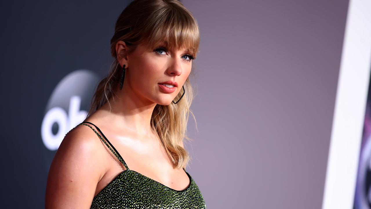 Taylor Swift attends the 2019 American Music Awards. Picture: Rich Fury/Getty Images