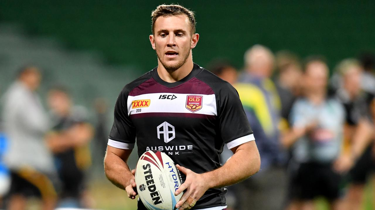 Kurt Capewell has signed with Penrith. Picture: Darren England