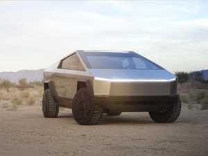 Shock response to 'bizarre' Tesla ute