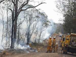 End in sight for firefighters battling Pechey blaze