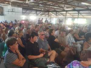 Proposed Bundy mine: Huge turnout for protest