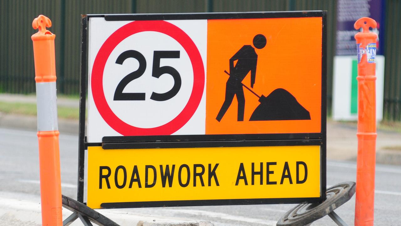 Council plans to use grant funding to further widen the surface of Esk Crows Nest Rd.