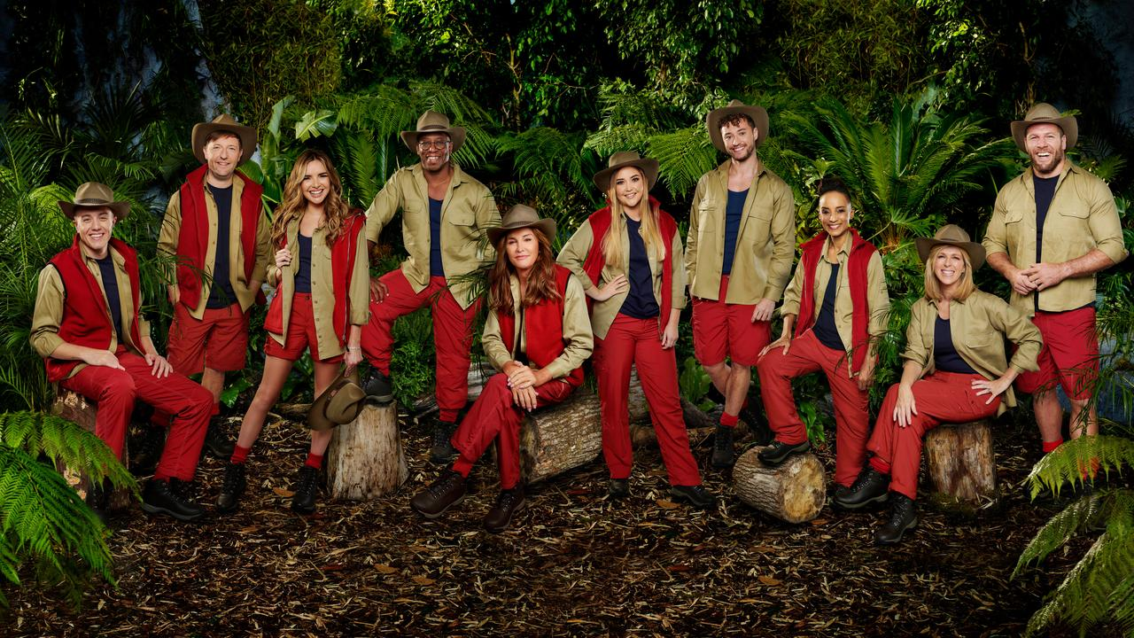 I'm A Celebrity UK edition. Picture: ITV