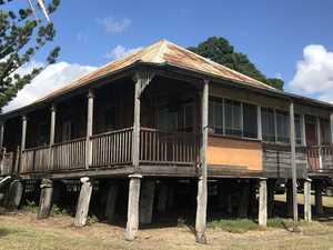 Historic revamp of homestead