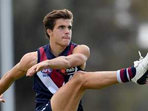 Maginness destined to be third-generation Hawk