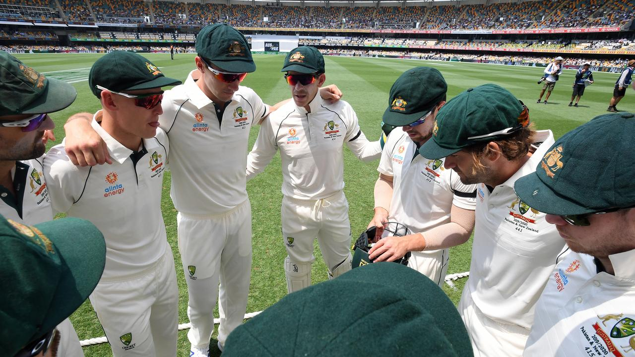 Tim Paine says Australia are focused on making the World Test Championship.