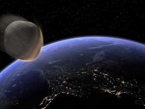 Enormous 150m asteroid skimming past Earth