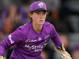 Call to arms: Players unite behind WBBL prankster