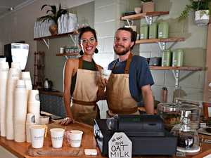 Shattering start opens doors for trendy new cafe