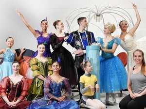 Ballerina's teaching dream comes true