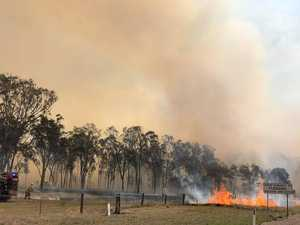 Bushfire season not over with fire bans now in place