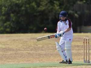 Toowoomba junior cricket