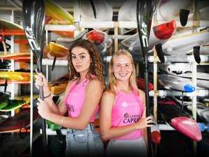 Push to get more girls paddling