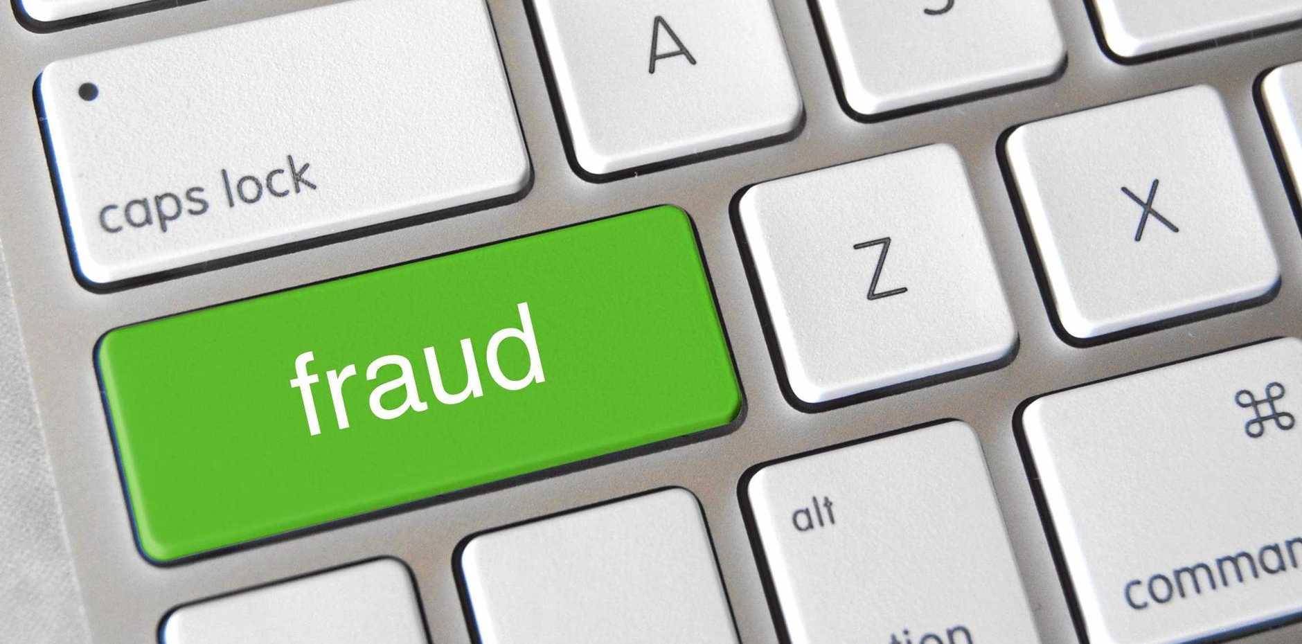 Louise Karen Jarrett is accused of stealing $66,000 from bank accounts belonging to three people.
