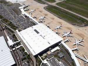 'Massive queues' as IT glitch hits airport