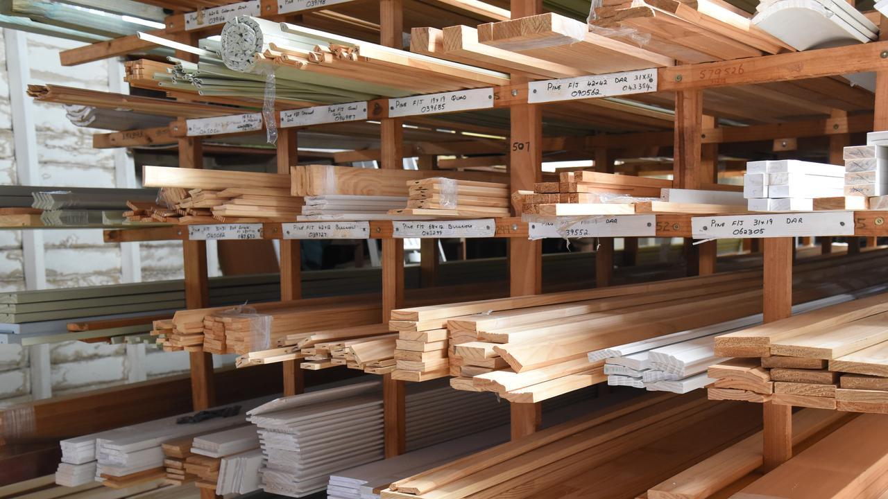 Mundubbera Home Timber and Hardware.