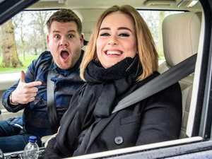 James Corden has the last laugh
