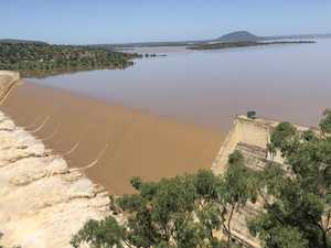 Burdekin dam is 'safe' says QLD Government